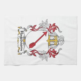 Hagedoorn Family Crest Kitchen Towel