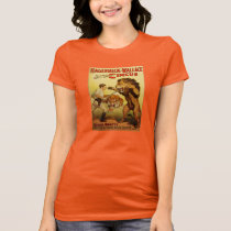 Hagenbeck Circus vintage t-shirt (girl)