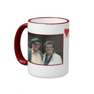 Hagens Grandparents 2 Ringer Mug