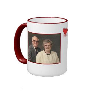 Hagens Grandparents Ringer Mug