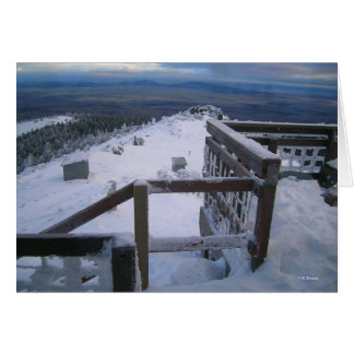 Hager Mountain Fire Lookout Card