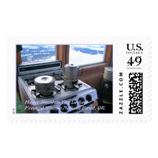 Hager Mountain Fire Lookout Postage Stamp