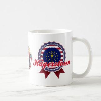 Hagerstown, IN Mugs