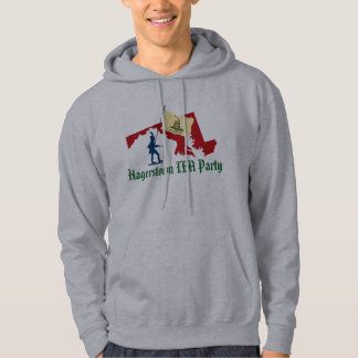Hagerstown TEA Party Hoodie
