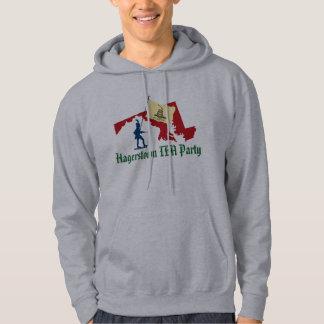 Hagerstown TEA Party Hoodie