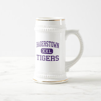Hagerstown - Tigers - High - Hagerstown Indiana Coffee Mugs