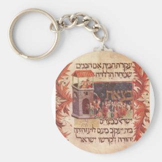 Haggada Keychain