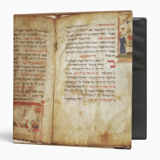 Haggadah for the Eve of Passover Binder