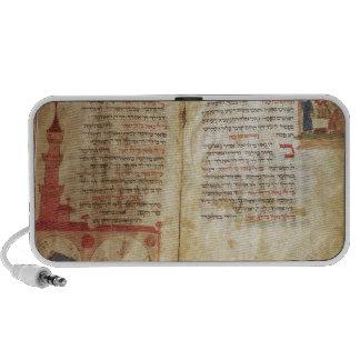 Haggadah para el Eve del Passover Altavoz De Viaje
