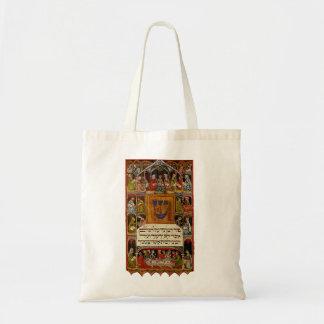 Haggadah Tote Bag
