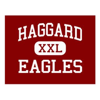 Haggard - Eagles - Middle School - Plano Texas Postcard