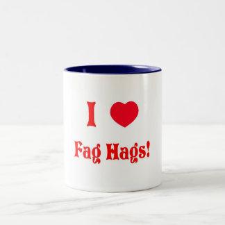 Haggard Two-Tone Coffee Mug
