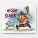 Haggis Basher Mouse Pads