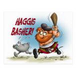 Haggis Basher Postcard