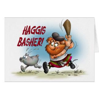 Haggis Basher Tarjetón