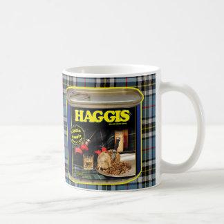 Haggis Brand Sheep Offal Tartan Mug