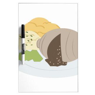 Haggis Dry-Erase Board