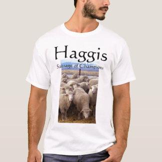 Haggis, Sausage of Champions T-Shirt