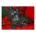 Haggis the Scottish Terrier Greeting Cards