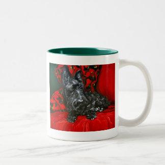 Haggis the Scottish Terrier Mug