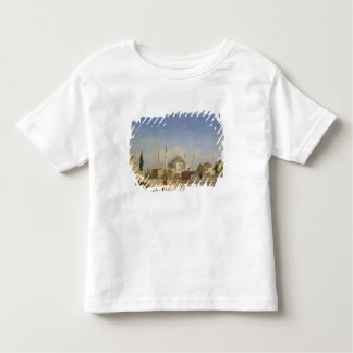 Haghia Sophia, Constantinople, 1843 (oil on canvas Toddler T-shirt