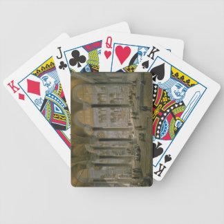 Haghia Sophia, placa 6: el cubo del norte, b graba Barajas De Cartas