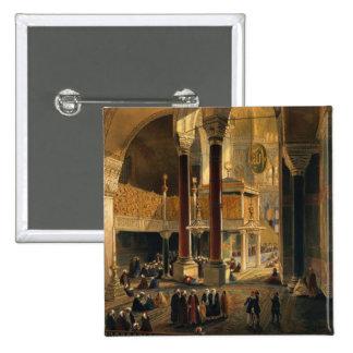 Haghia Sophia, placa 8: la galería y el b imperial Pin Cuadrado