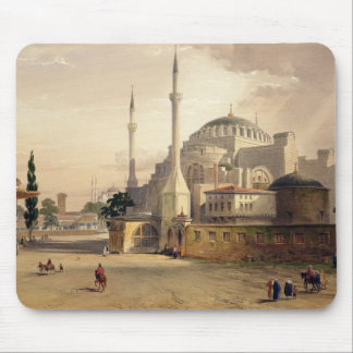 Haghia Sophia, plate 17: exterior view of the mosq Mouse Pad