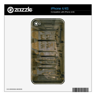Haghia Sophia, plate 6: the north nave, engraved b Skin For The iPhone 4S