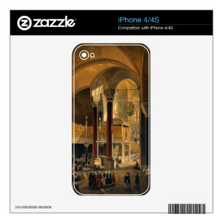 Haghia Sophia, plate 8: the Imperial Gallery and b Decals For iPhone 4S