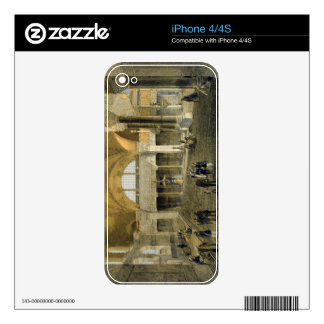Haghia Sophia, plate 9: the new Imperial Gallery, iPhone 4 Decal