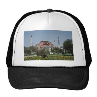 Haghia Sophya, Once The World's Largest Byzantine Trucker Hat