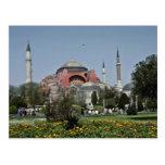 Haghia Sophya, una vez el bizantino más grande del Tarjetas Postales