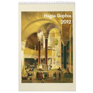 Hagia Sophia Calendar