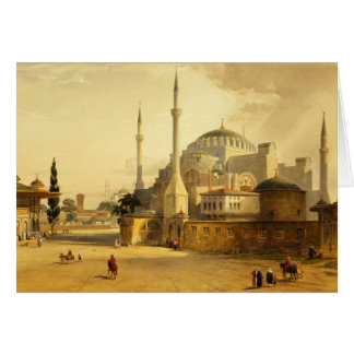 Hagia Sophia Card Card