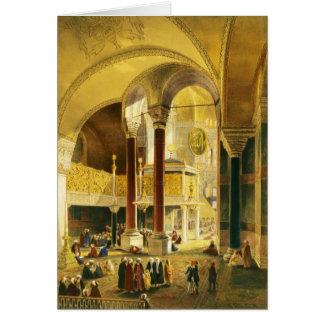 Hagia Sophia Card