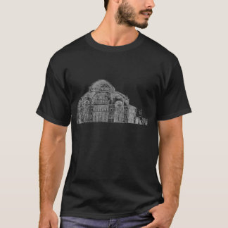 Hagia Sophia Cross-Section T-Shirt