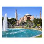Hagia Sophia en Estambul Flyer Personalizado