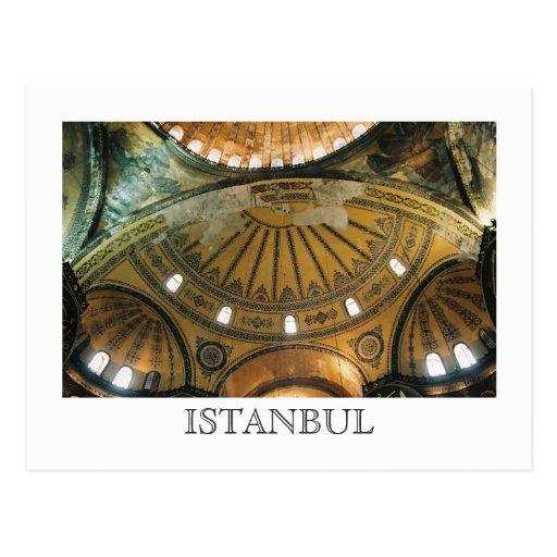 Hagia Sophia, Estambul Postal