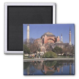 Hagia Sophia, Estambul, Turquía Imán Cuadrado