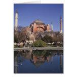 Hagia Sophia, Estambul, Turquía Tarjeta