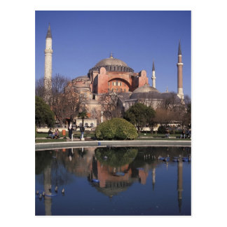 Hagia Sophia, Estambul, Turquía Postales