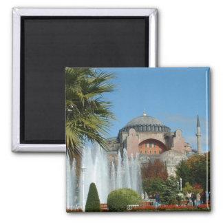 Hagia Sophia Imán Cuadrado