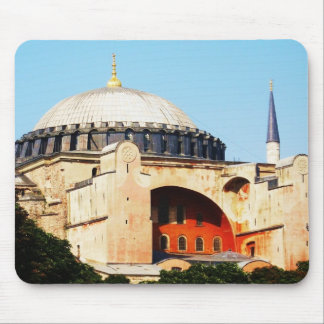 Hagia Sophia in Constantinople PICTURE Mouse Pad