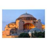 Hagia Sophia in Istanbul Art Photo