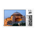 Hagia Sophia in Istanbul Postage Stamps