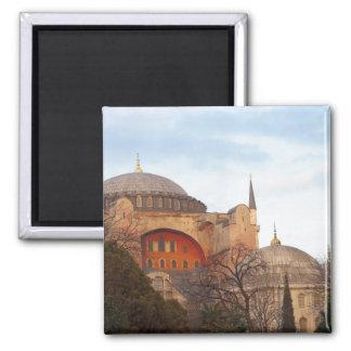 Hagia Sophia inaugurado por el bizantino Imán Cuadrado