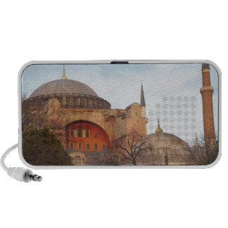 Hagia Sophia inaugurado por el bizantino iPod Altavoces