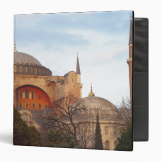 Hagia Sophia inaugurated by the Byzantine Binder