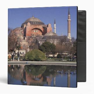 Hagia Sophia, Istanbul, Turkey Binder